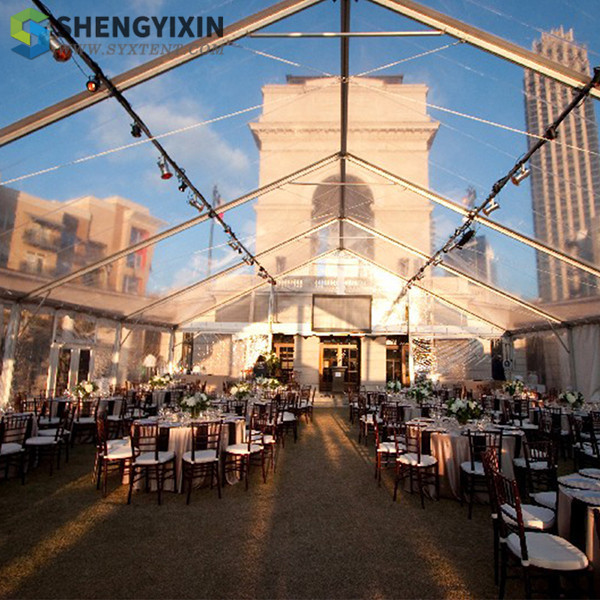 Tented Wedding Ceremony and Re ...