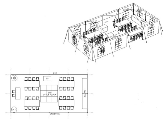 20x40-Frame-Tent-Wedding-Farm-Table-Seating-34