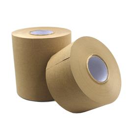 卷装纸箱修补贴纸