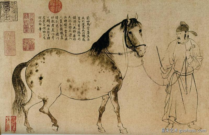 中国画的鉴别