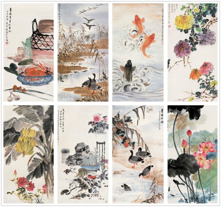 花鸟画画家吴青霞2