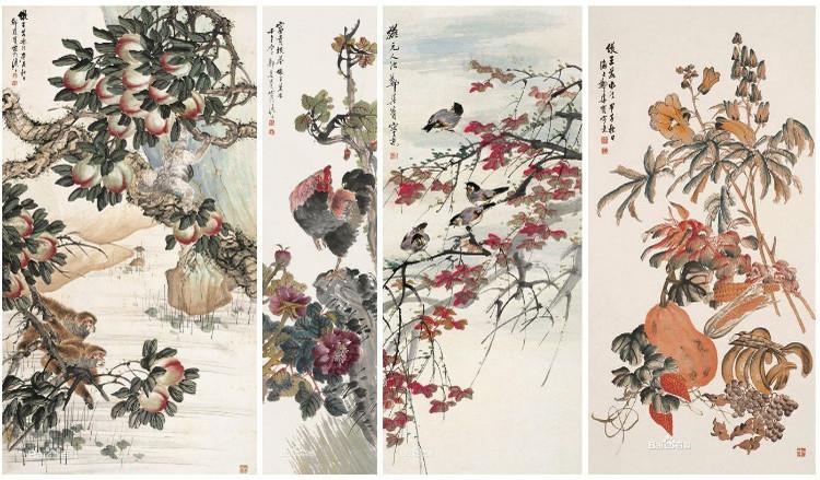 花鸟画画家张聿光