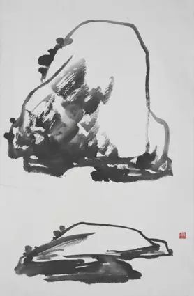 石头的画法-2