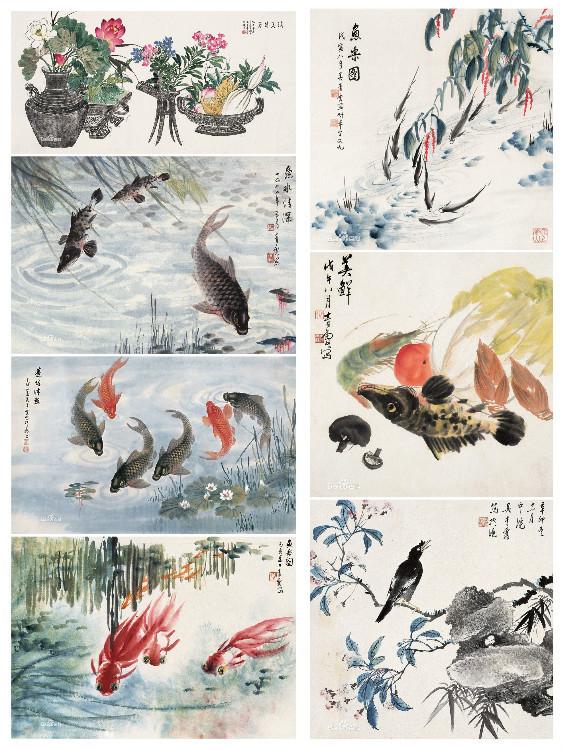 花鸟画画家吴青霞
