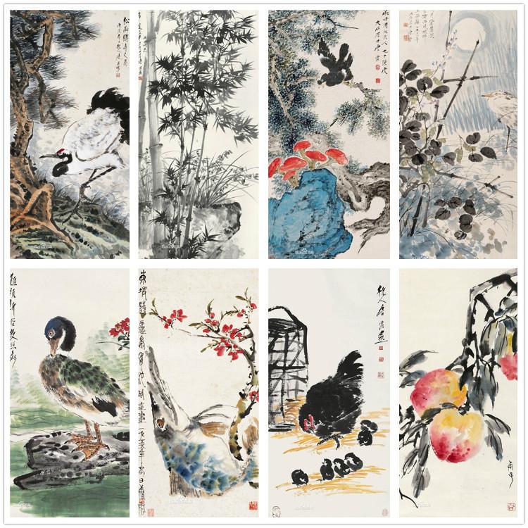 花鸟画画家唐云1