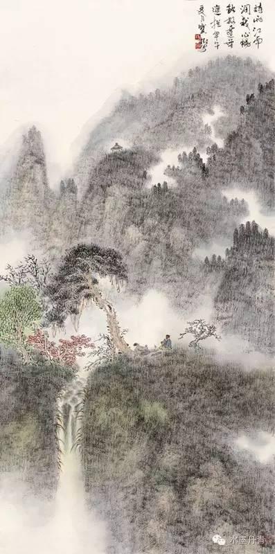 杨宝树国画中秋画法