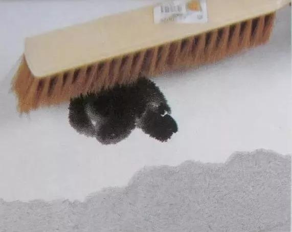 中国画技法之撒盐法4