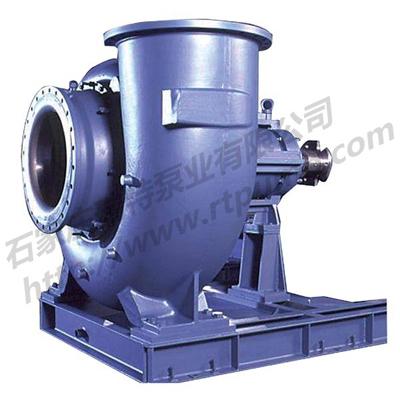 脱硫泵的叶轮形式