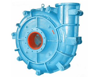 渣浆泵在金矿中的应用