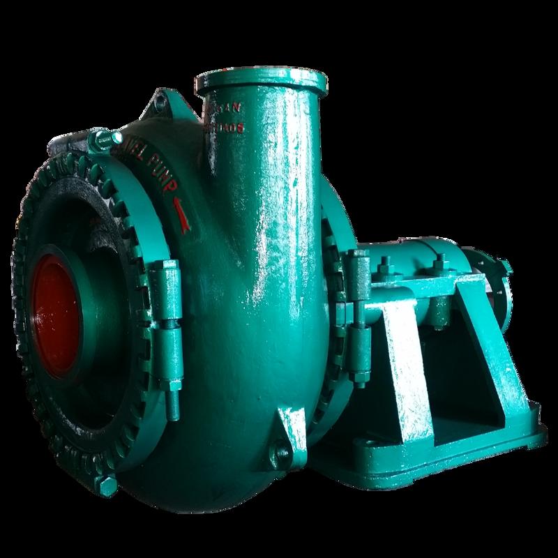 12/10T-GH船用砂砾泵
