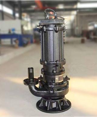 ZJQ100-35-30型潜水渣浆泵厂家/价格/参数