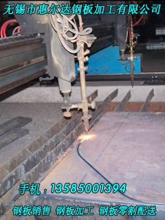 钢板切割应该如何进行效率优化