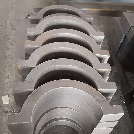 中厚钢板切割加工