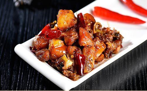 麻辣子鸡1