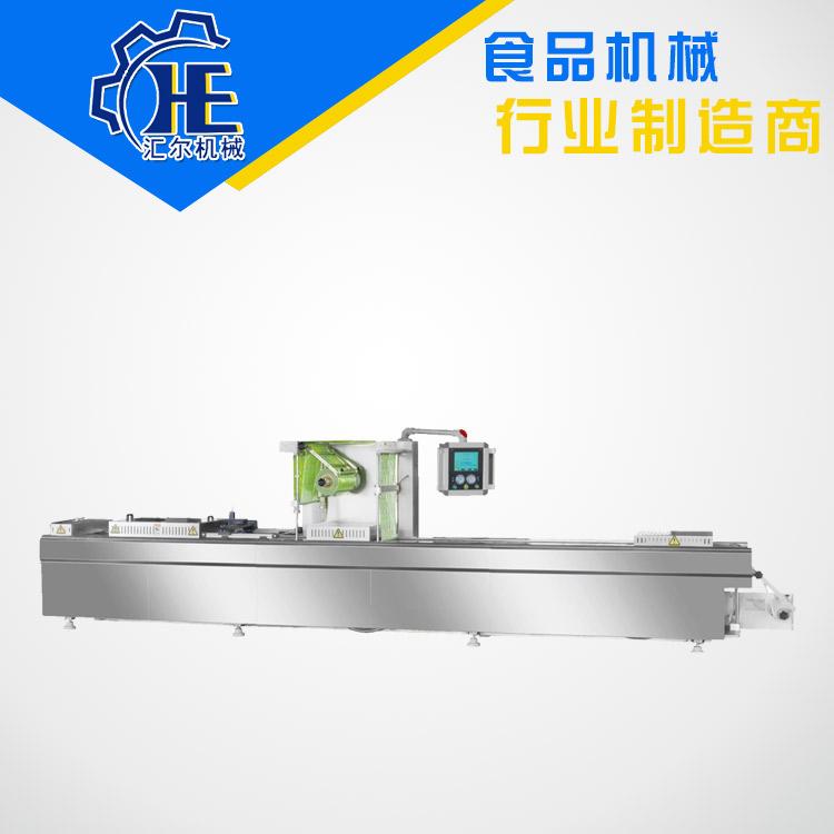 DLZH-520型连续双面拉伸膜包装机