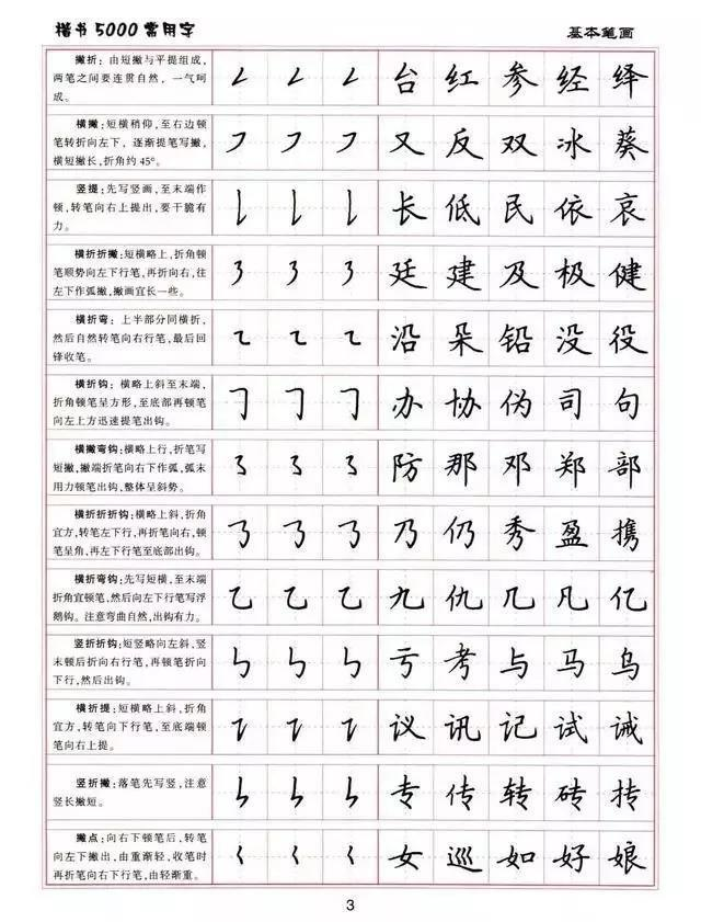 小学生练字字帖用什么好?
