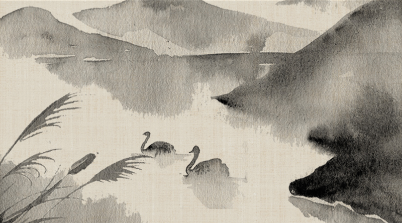 赵孟頫题跋33幅书法欣赏