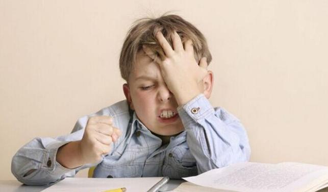孩子写字慢,怎么办?