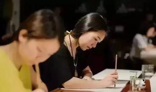 业余时间练书法有什么好处?
