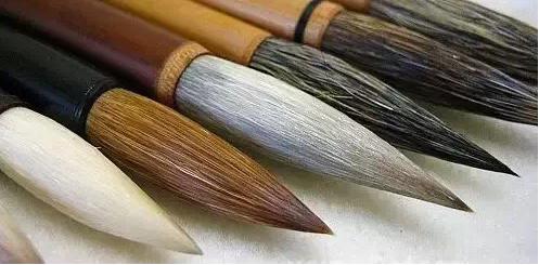 如何选毛笔?如何护笔?