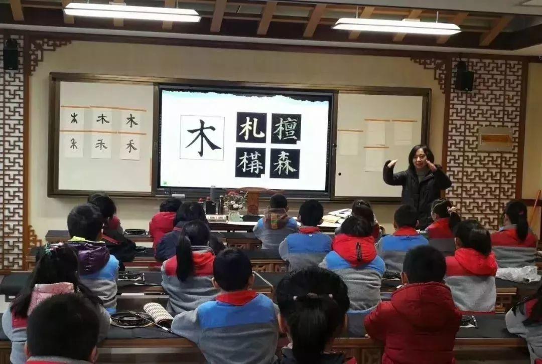 孩子练书法和不练书法有什么区别?