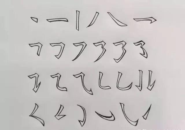 什么是练字的基本方法?
