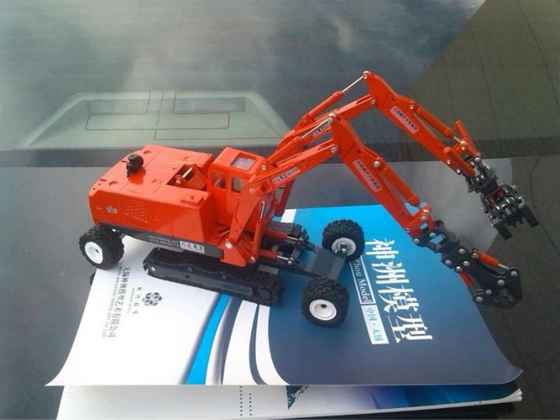 挖掘機模型 挖掘機模型廠家 挖掘機模型圖片