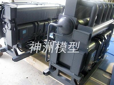 壓縮機設備模型