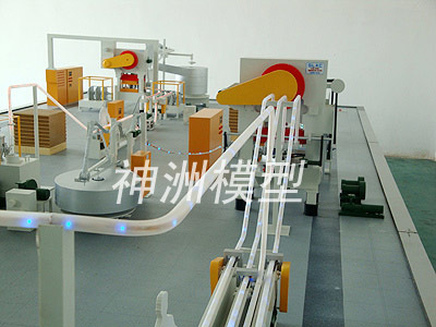 机械模型10