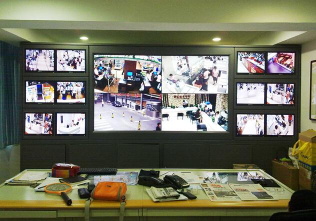 广州某物业视频监控工程案例