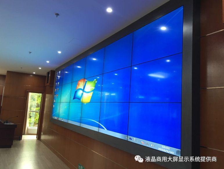 电视墙网络数字矩阵,液晶拼接大屏数字化应用