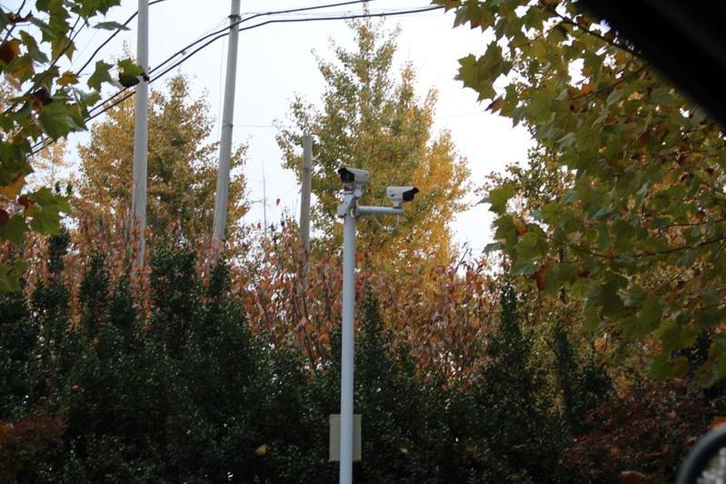 校园安装监控设备安装施工
