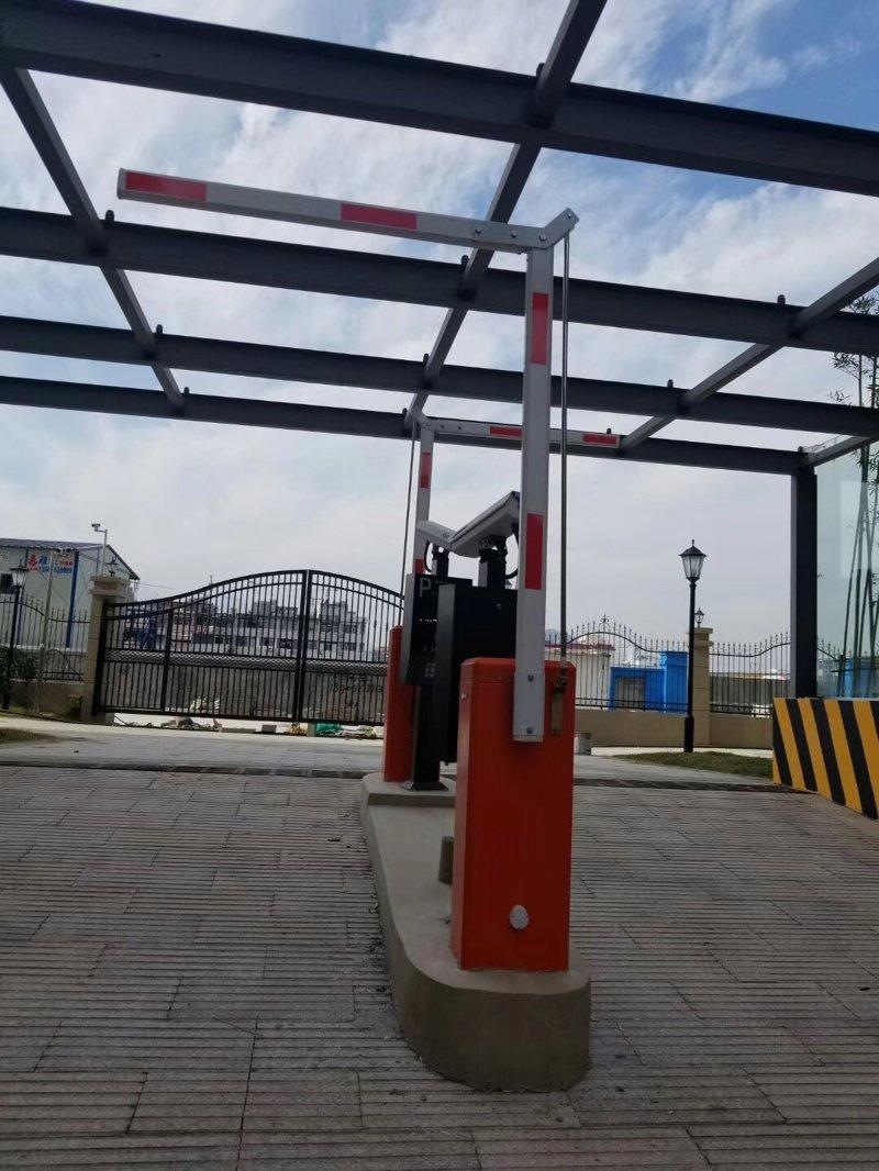 停车场监控系统安装设计方案