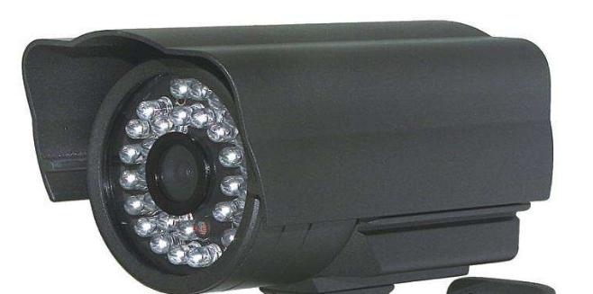 公安怎么安装摄像机