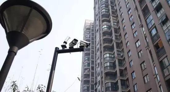 个人怎么安装摄像头立杆