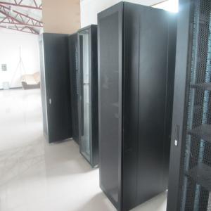 服务器机柜怎样安装
