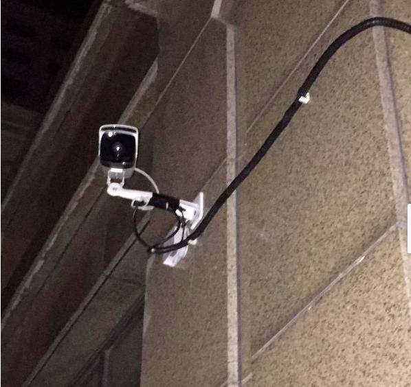 监控接口与连接线有什么用