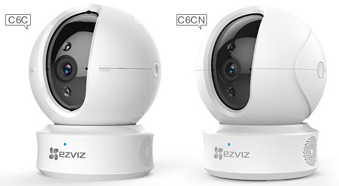 海康威视萤石C6C/C6CN无线网络高清监控器摄像头