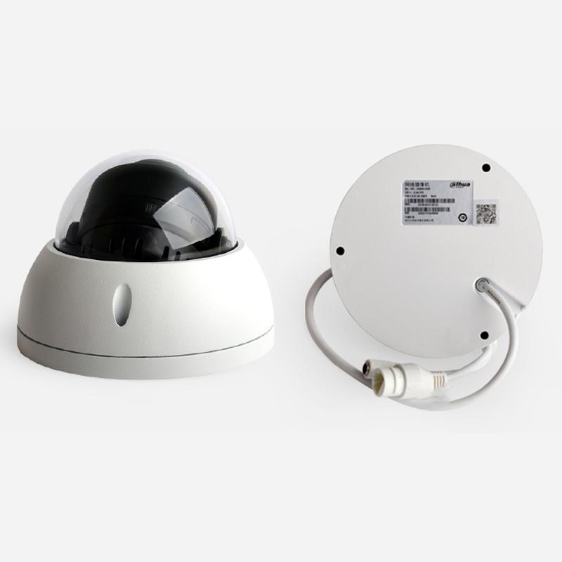 DH-IPC-HDBW4833R-S大华800万H.265防暴POE红外半球网络摄像机