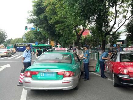广州出租车将安装视频监控