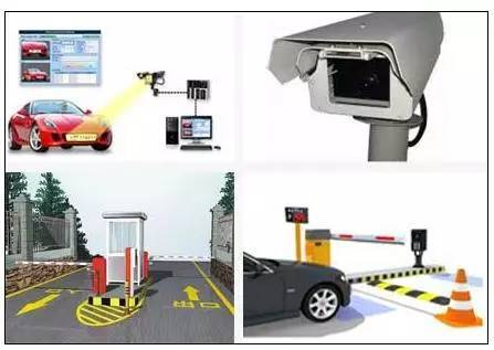 互联网智能停车场系统中技术的应用