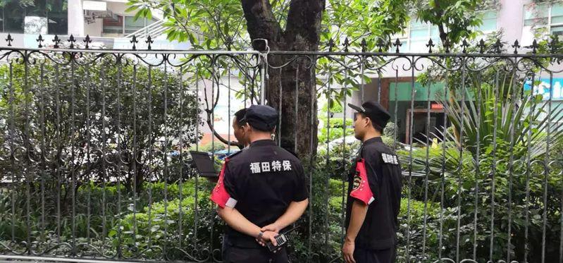 小区门禁设备检修及监控设备排查活动