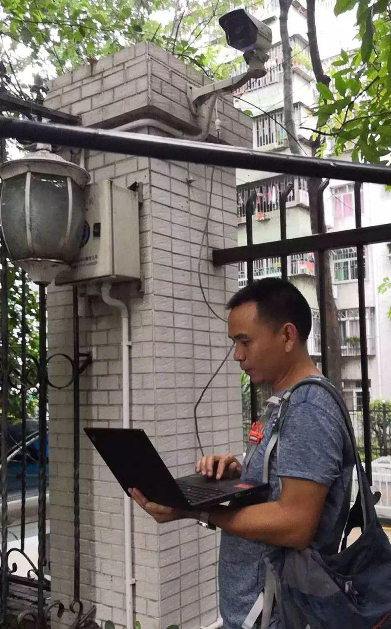 安防监控线路不通如何检测