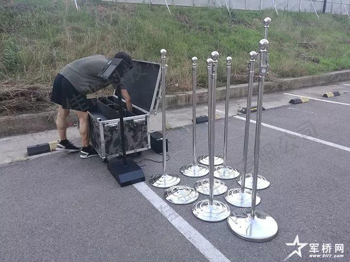 军事体育考核远程监控系统