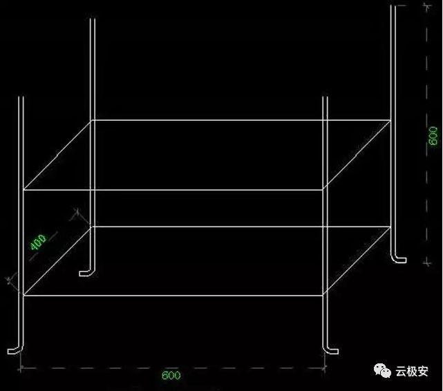 室外监控立杆基础施工安装指导
