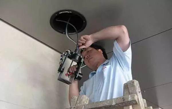 如何正確安裝無線監控系統
