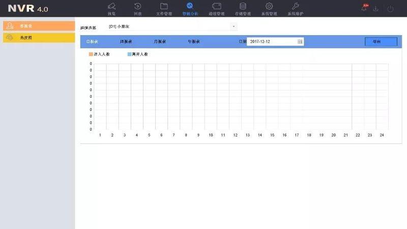 海康NVR4.0新菜单先容