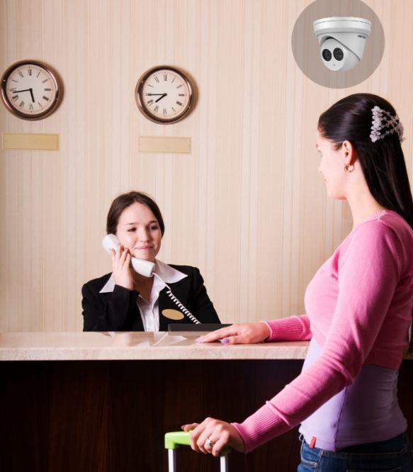 快捷酒店实用监控系统设计