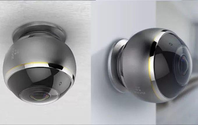 萤石系列摄像机产品