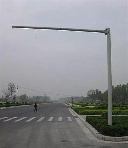 广州监控杆厂家